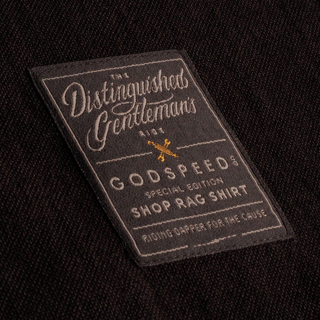 DGR x GSC SHOP RAG SHIRT