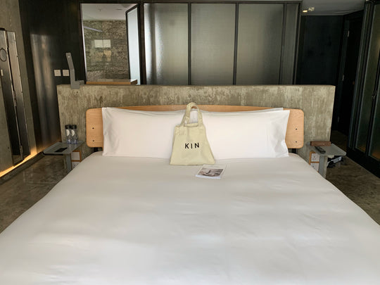 STAYCATION AT THE TUVE HOTEL
