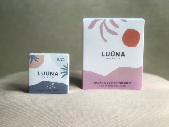 DOING GOOD WITH LUÜNA NATURALS - Breaking Taboos Around Menstrual Health