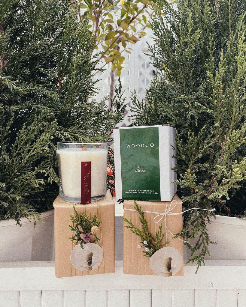 Last Minute Gift Ideas For Your KIN - Woodco Candle
