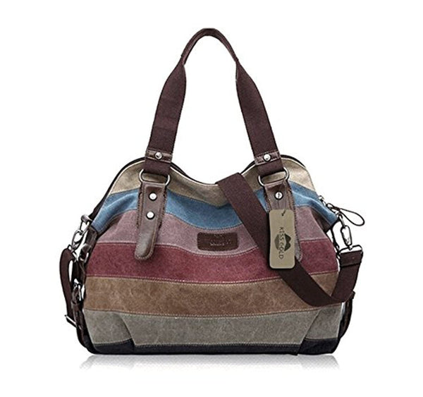 Canvas Hobo Bag Tote