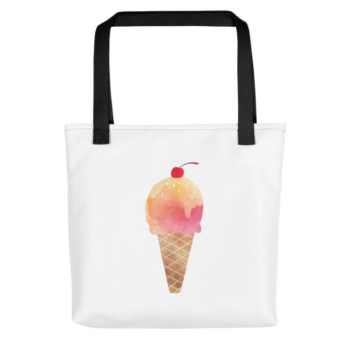 Ice Cream - Tote bag - Design Cloud
