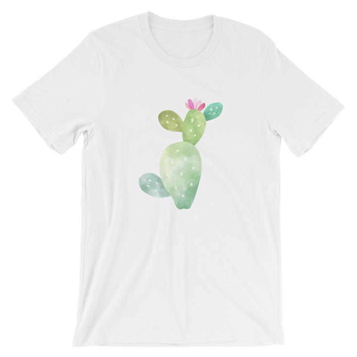 Cactus Unisex T-Shirt - Design Cloud