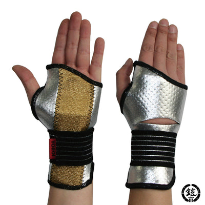 "YOROI Power Wrist Guard Airly ""KINKAKU"" YR886A"
