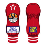 Yellow Lobster Fairway Wood The Point Pants On Red Star