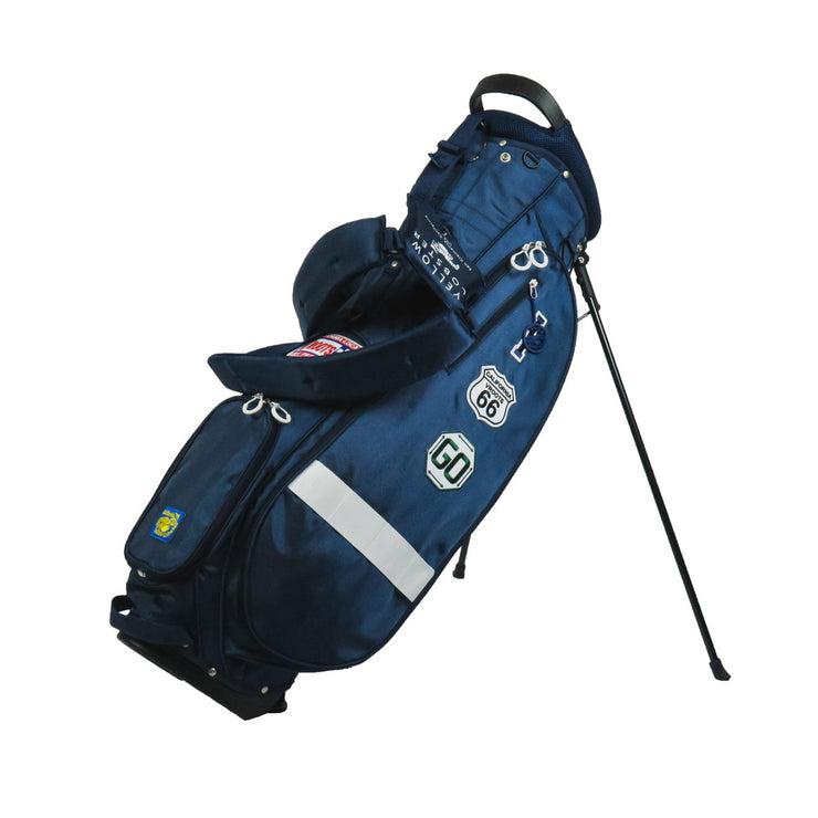 CADDY BAG  CALIFORNIA NAVY