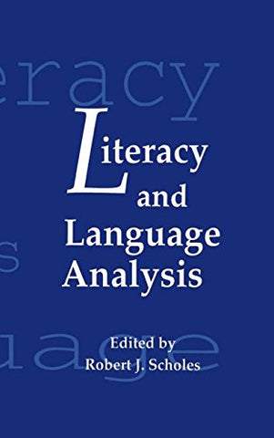 Literacy And Language Analysis