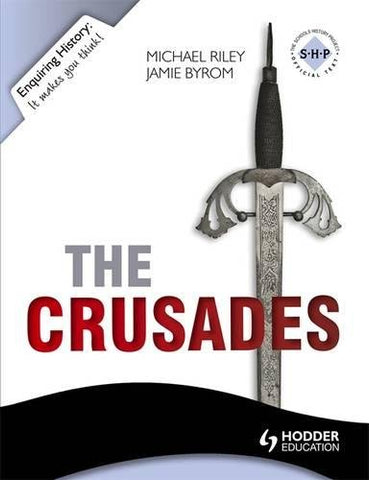 The Crusades: Conflict And Controversy, 1095-1291 (Enquiring History)
