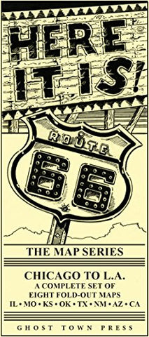 Here It Is! The Route 66 Map Series