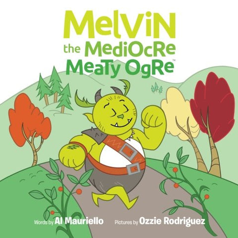 Melvin The Mediocre Meaty Ogre