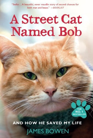 A Street Cat Named Bob: And How He Saved My Life