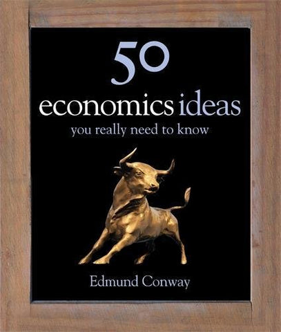 50 Economics Ideas (50 Ideas)