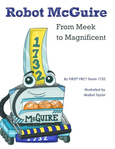 Robot Mcguire: From Meek To Magnificent