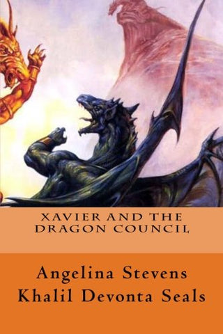 Xavier And The Dragon Council