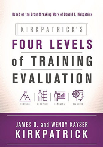 Kirkpatricks Four Levels Of Training Evaluation