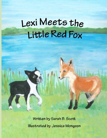 Lexi Meets The Little Red Fox