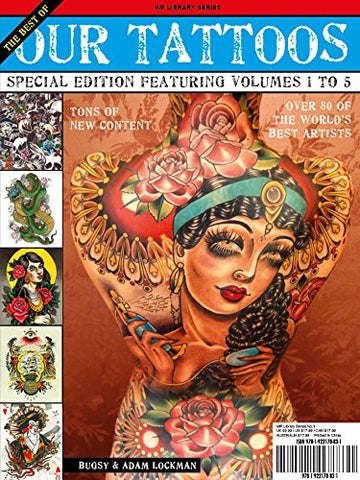 1-5: The Best Of Our Tattoos: Special Edition Featuring Volumes 1 To 5