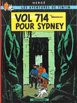 Vol 714 Pour Sydney (French Edition) Mini Album (Tintin)