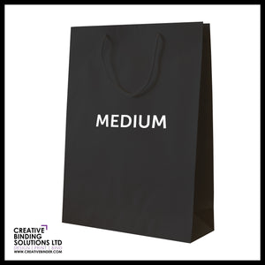 MEDIUM PRESENTATION MATT BAGS