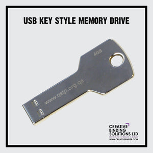 KEY STYLE USB FLASH MEMORY DRIVE