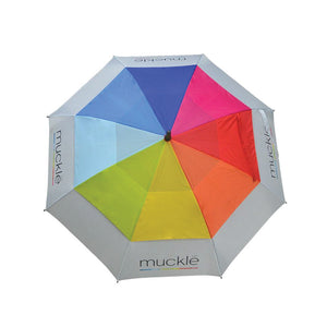31 - INCH 4 COLOUR PRINT UMBRELLAS