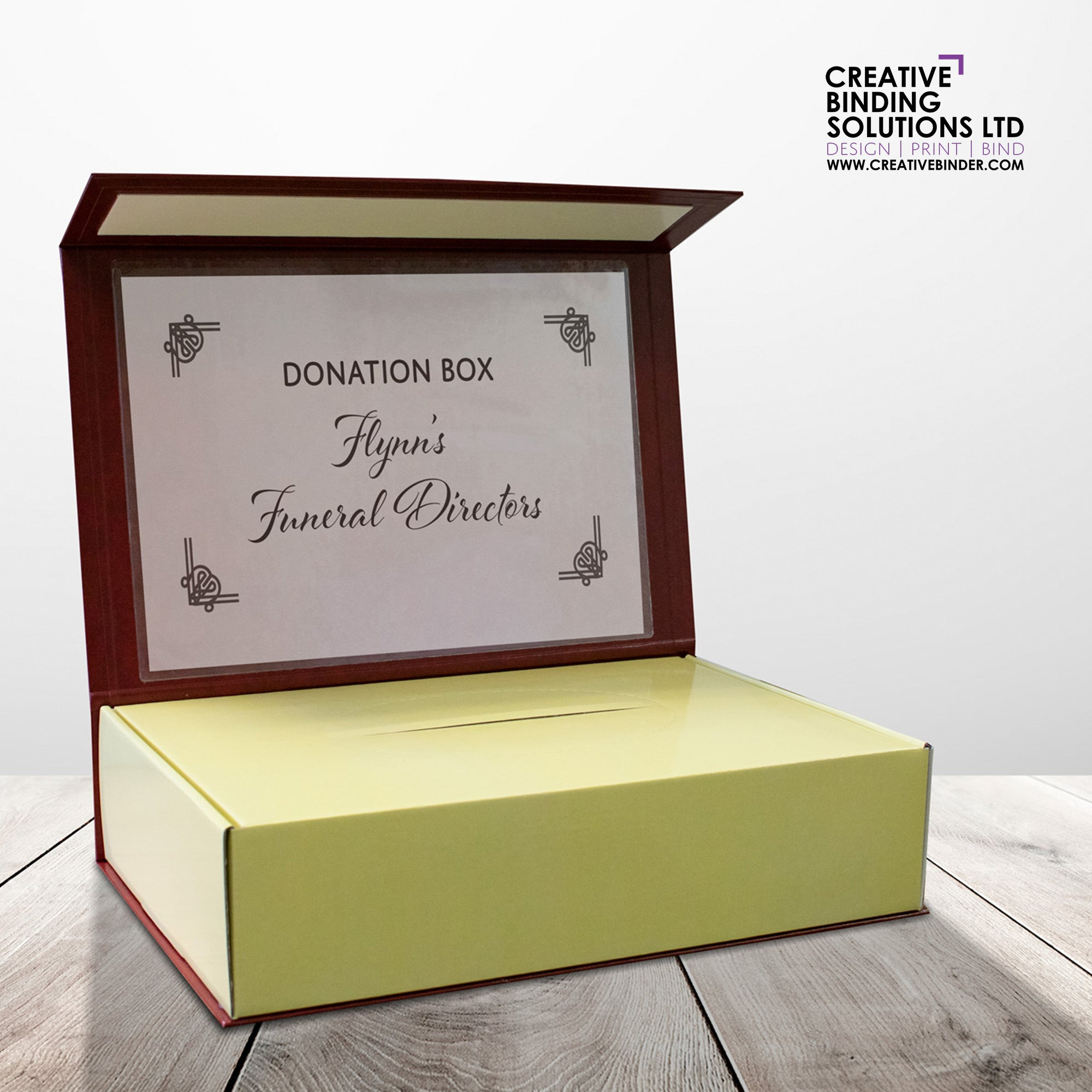 GENERIC DONATION BOXES