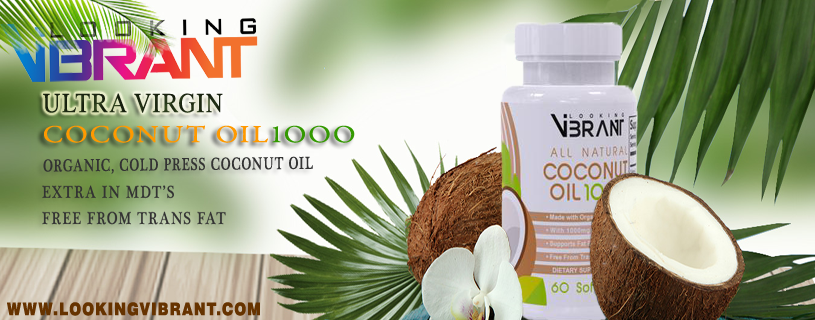 5 Surprising Benefits Of Coconut Oil For Your Health...