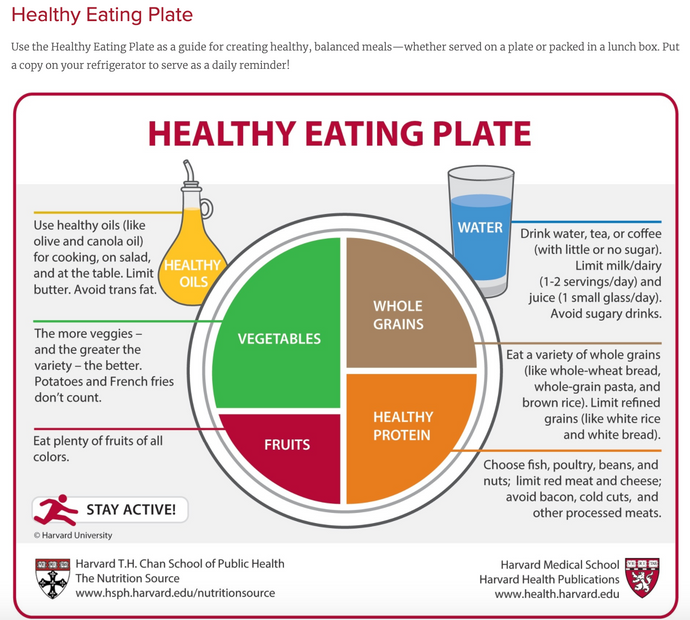 """HEALTHY PLATE"": DR. DAVID LUDWIG"