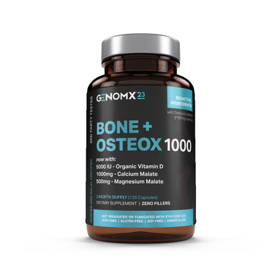 BONE & OSTEOX1000 (Was Replaced with new formula: COMPLETE STRUCTURAL RENEWAL-X3)