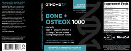 BONE & OSTEOX1000 (2-Month Supply) - lookingvibrantcom