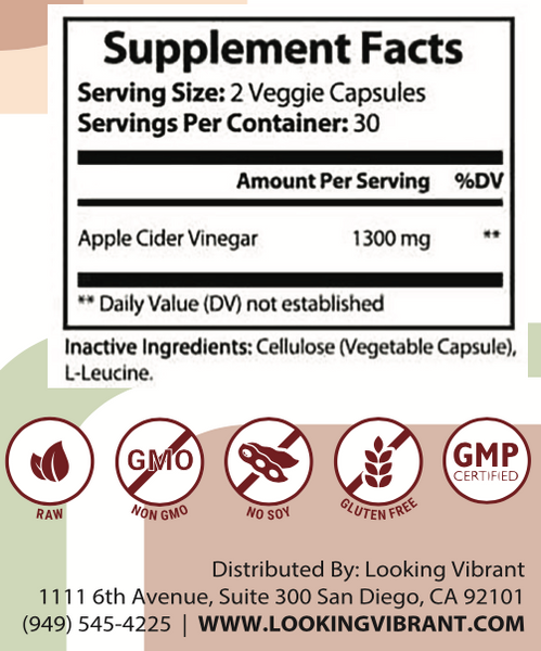 Apple Cider Vinegar - lookingvibrantcom