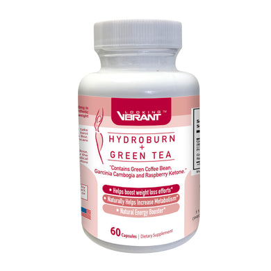 HYDROBURN+GREEN TEA (100% Natural Herbs)
