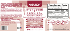 HYDROBURN+GREEN TEA (HERBAL WEIGHT LOSS FORMULA)