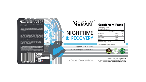 Night-Time & Recovery