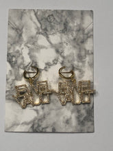 Load image into Gallery viewer, Ice Doll Earrings