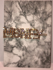 Money Hair Clip
