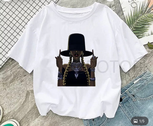 Beyonce Formation Tee