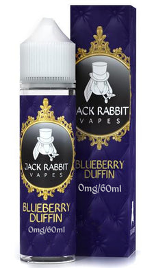 Jack Rabbit Vapes | Blueberry Duffin 60ml