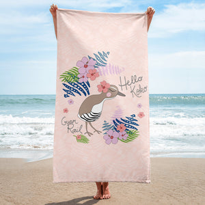 Beach Towel Koko Rose
