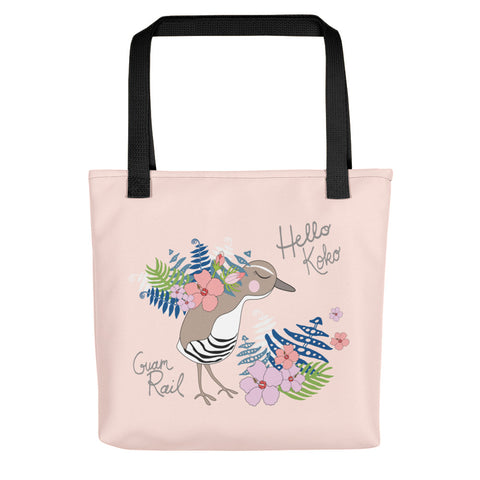 Tote bag Koko Rose