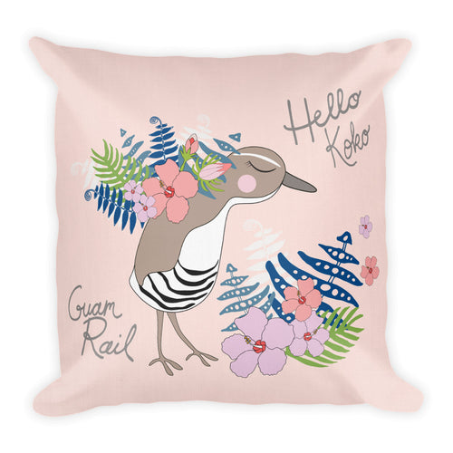 Premium Pillow Koko Rose