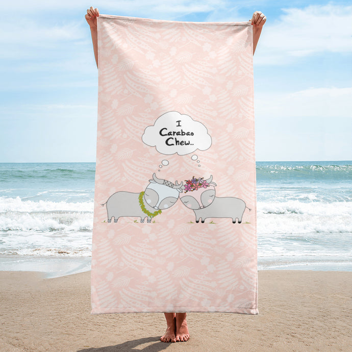 Beach Towel I Carabao Chew