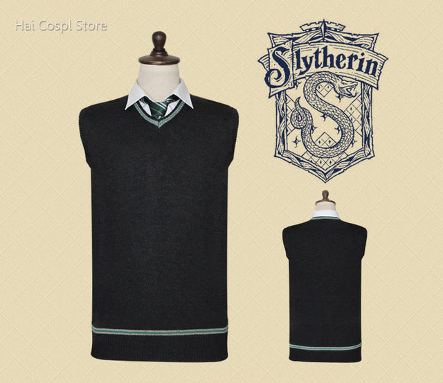 Harry potter Sweater Vest Costume