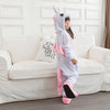 Pink Unicorn pajamas Kids