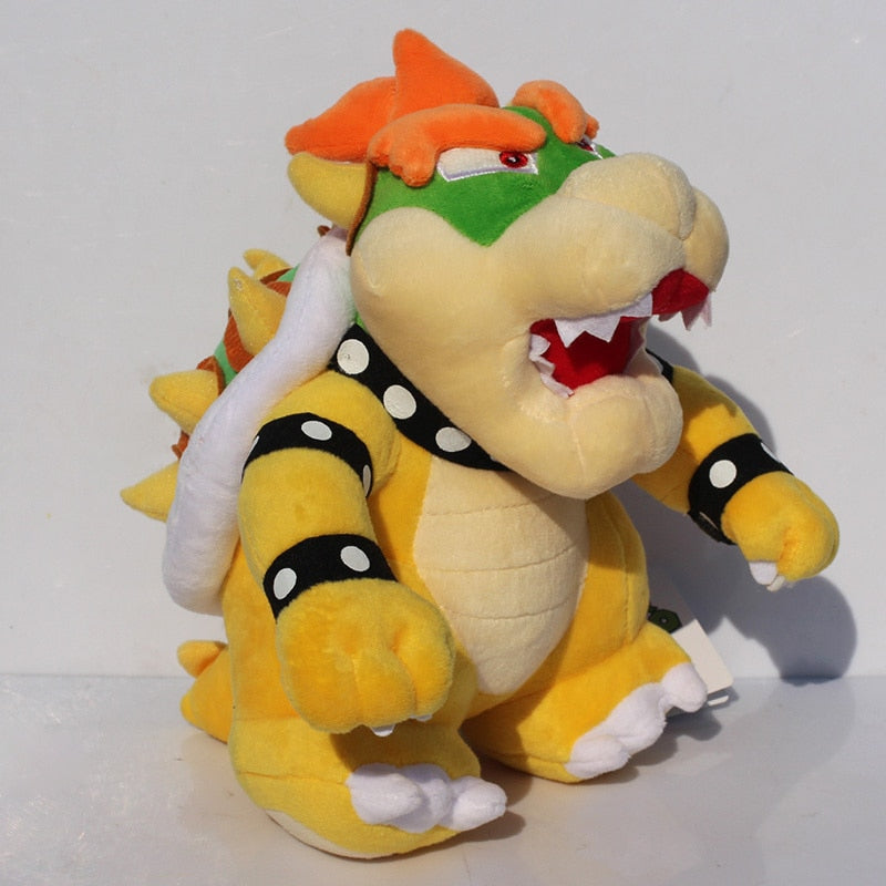 Super Mario Bros Bowser Koopa Plush Toy