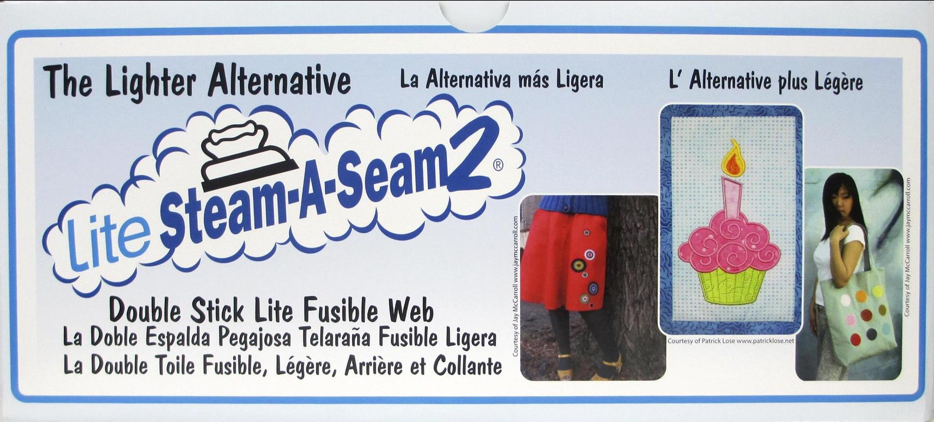 "Steam-A-Seam 2 Lite 12"" Wide"