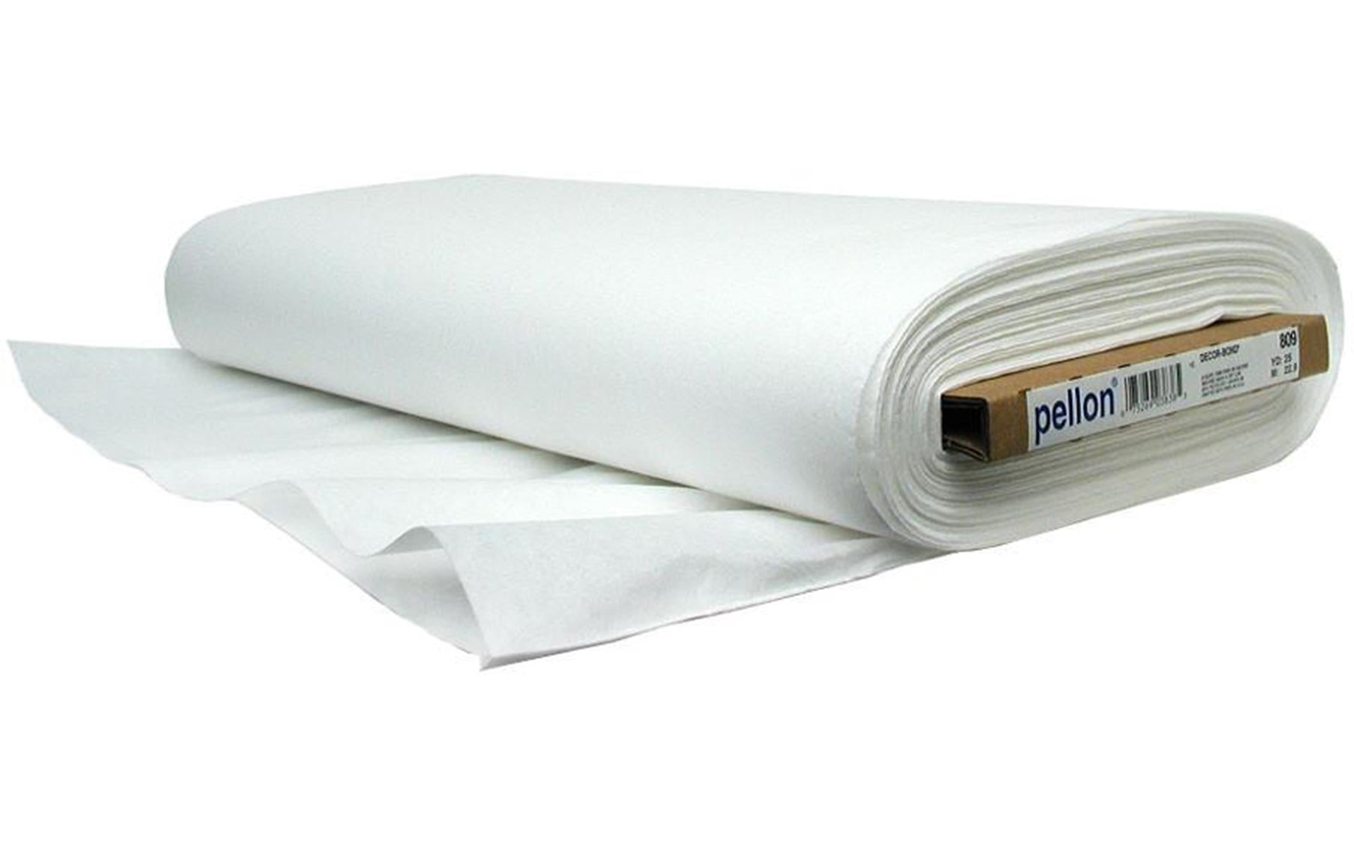 "Pellon Stabilizer Fusible Decor Bond 44"" White"