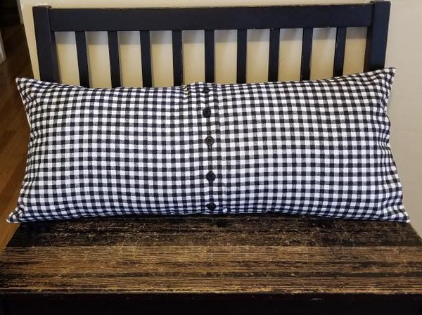 Seasonal Home Bench Pillow Pattern