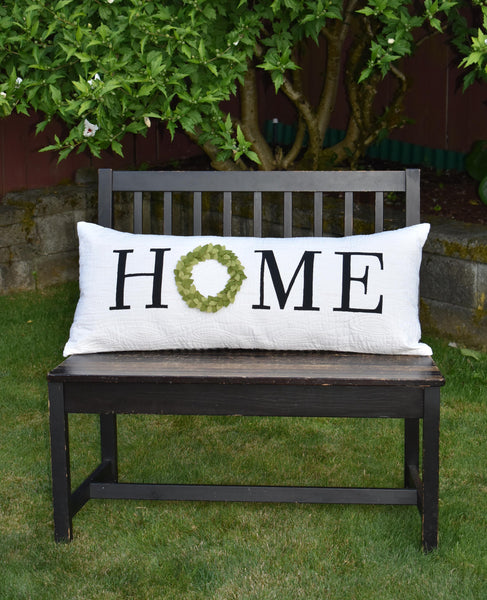 Seasonal Home Bench Pillow Kit