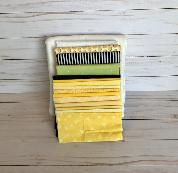 Luscious Lemon Table Runner Kit